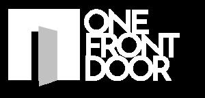 onefrontdoor white small new