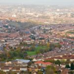 Aerial view of Hartcliffe and Withywood